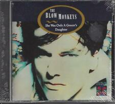 """THE BLOW MONKEYS  """"She Was Only A Grocer's Daughter""""  NEW SEALED CD!!! 2 LEFT!!"""