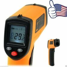 Good Non-Contact LCD IR Laser Infrared Digital Temperature Thermometer Gun UFX