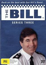 THE BILL : ITV SERIES 3  - DVD - UK Compatible -Sealed (3 disc)