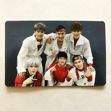 SM TOWN SUM NCT U Debut 1st Year Anniversary Limited Edition Photocard