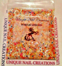Limited Edition Glitter Mix~*Magical Unicorn* Comes With Aloy Nail Art~ Nail Art