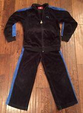 boys jogging suit Outfit Size 7 PUMA