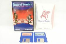 MSX MASTER OF MONSTERS Msx2 3.5 2DD Import Japan Game 1456 msx