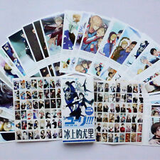 YURI!!! on ICE Katsuki Yuri 30 postcards postal cards + 30 lomo + stickers