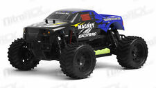1/16 2.4Ghz Exceed RC Magnet Electric Powered RTR Off Road Truck Sava Blue NEW