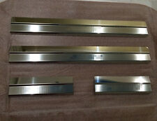 Stainless Steel Door Sill Covers Scuff Guard fit Honda Accord 4D SD USA 2008-12