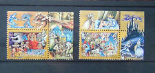 Yugoslavia 1997 Myths and Legends set MNH