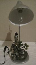 Afrikanische Frau Tischlampe Leuchte Leselampe Leuchte Schreibtischlampe Bonsai