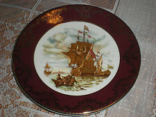 """Vintage Weatherby Royal Falcon Gift Ware 6"""" Collecter's Plate/Hallmk Ships Free!"""