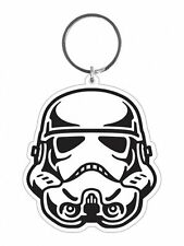 Star Wars (Storm Trooper) RUBBER KEYRING / KEYCHAIN BY PYRAMID