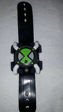 2006 Bandai Cartoon Network Ben 10 Omnitrix Watch Used