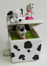 LOOSE McDonald's Happy Meal 1994 Happy Birthday Train 101 DALMATIANS Sgl Toy