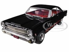 1966 FORD FAIRLANE 427 BLACK 1/25 DIECAST MODEL CAR BY FIRST GEAR 40-0346