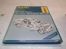 Volvo 164 Owner's Workshop Manual (Haynes)