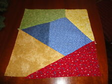 Plastic Templates - Easy Crazy Quilt