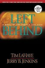 Left Behind : A Novel of the Earth's Last Days Bk. 1 by Jerry B. Jenkins and...