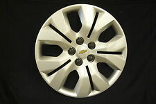 """(1) Used 16"""" Chevy Cruze wheel cover (hubcap) 2012 2013 Hollander #3294"""