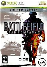 Battlefield: Bad Company 2 (Limited Edition)  (Xbox 360, 2010) - Missing Manual