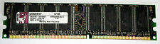 1 gb RDA-RAM pc-3200u nonECC 400 MHz 'Kingston kvr400x64c3a/1 G'
