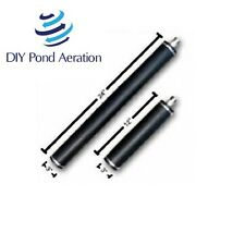 """AIR MEMBRANE DIFFUSER TUBE RODS FOR KOI POND AERATORS by matala 12"""" FREE S&H"""