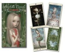 Ceccoli Tarot Deck by Nicoletta Ceccoli (English)