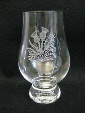 Glencairn Crystal Whisky Tasting Glass - Twin Thistle Scotland
