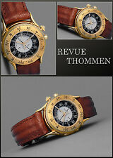 LUXUS DAMEN REVUE THOMMEN UHR LANDMARK SONNEN COMPASS