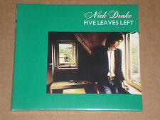 NICK DRAKE  - FIVE LEAVES LEFT - CD SIGILLATO (SEALED)
