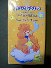 LOT OF 3 CARE BEARS VHS - Friend, Wish & Laugh-a-lot Bears FREE SHIPPING!!!!!!!!