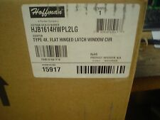 NIB Hoffman Enclosures HJB1614HWPL2LG junction box with window enclosure