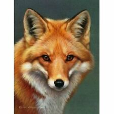 Signature Collection Red Fox Super Soft Plush Queen Size Blanket 79x95 Inches