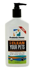 P2 i Clean Your Pets Soothing Healthy Pet Shampoo 8 oz