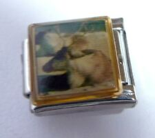 DEER Italian Charm - fits ALL 9mm Classic Starter Bracelets W97 Reindeer Animals
