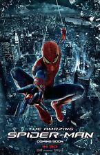 The Amazing Spiderman movie poster - Andrew Garfield - 11 x 17 inches (e)