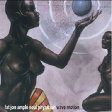 FAT JON - Wave Motion 1CD BRAND NEW SEALED
