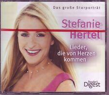 Stefanie Hertel  - Starporträt -Reader's Digest 4 CD Box