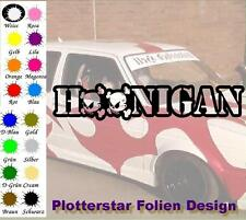 Hoonigan Skulls 2 Bitch Hater JDM Sticker Aufkleber OEM Power fun like Shocker