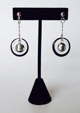 Antica Murrina Alisa--Handmade Murano Glass Drop Earrings