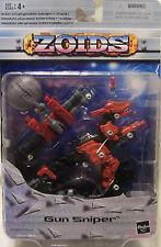 Zoids Gun Sniper #030 Interchangeable Weapon Pack Hasbro 2002 NEW