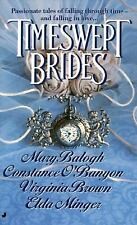 Timeswept Brides Mary Balogh, Constance O'Banyon, Elda Minger, Virginia Brown M