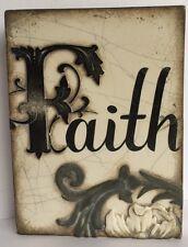 Sid Dickens Memory Tile, T-366 Faith - NEW (103)