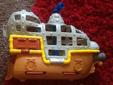 MATTEL Fisher-Price bdj02-Jake e Neverland Pirati U Boat Bucky