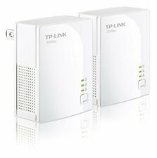 TP-Link AV200 Nano Powerline Adapter Starter Kit, up to 200Mbps (TL-PA2010KIT)