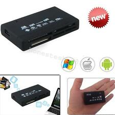 Multi Function Memory Card Reader Support SD TF XD MS M2 Card New Design
