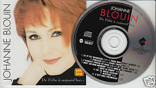 JOHANNE BLOUIN De Felix a Aujourd'hui... (CD 1996) 12 Songs French