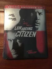 Law Abiding Citizen (Blu-ray Steelbook, Unrated Director's Cut, Region A)