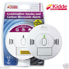 Kidde Combination Smoke And Carbon Monoxide Alarm Detector 10SCO