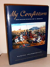 "Book ""My Confession"" Recollections of a Rogue Samuel Chamberlain TEXAS MISPRINT"