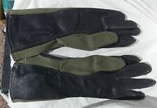 US Army USMC Combat Crewman Tank Driver Nomex Gloves, New, Size 8