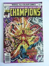 Marvel - The Champions October 1976 No. 8